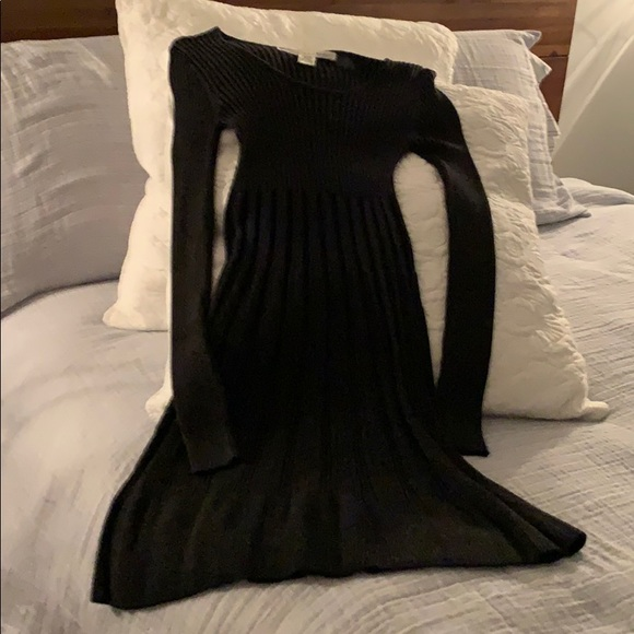 Max Studio Dresses & Skirts - Grey ribbed dress
